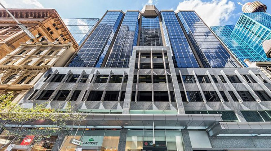 130 Pitt Street – Level 7 Refurbishment