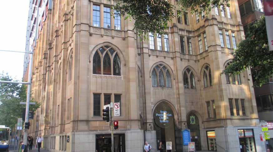 Scots Church Sydney Mechanical Upgrade